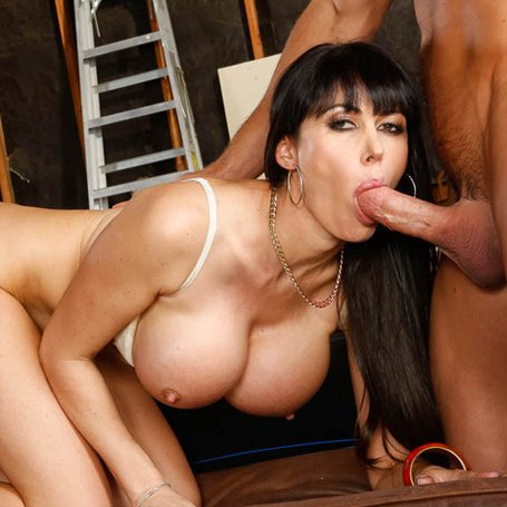 Busty Wife Eva Karera Likes Younger Cock