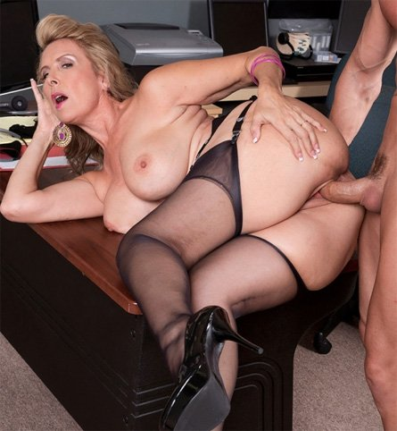 Fuck office wife