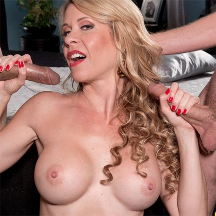 Horny Hardcore Milf desiree dalton enjoys two hard cocks - <b>xxx</b> wife <b>hardcore</b> <b></b>